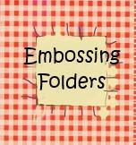 Embossing Folder