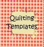 Quilting Templates