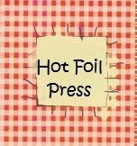 Hot Foil Press Templates