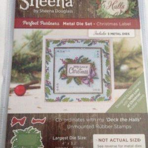 Sensational Centre Sheena Douglass Create a Flower Metal Die